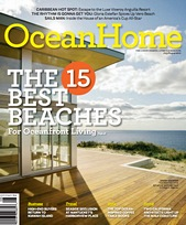 OceanHome   Cover Story