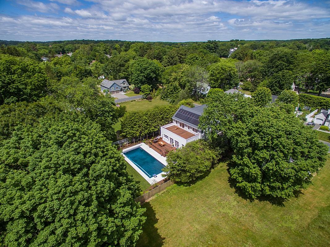 Ecofriendly home Massachusetts