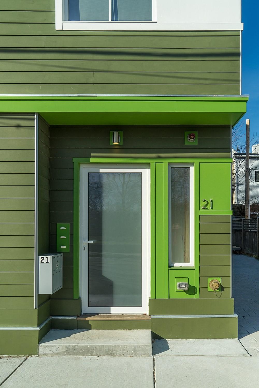 Green rental apartments Boston