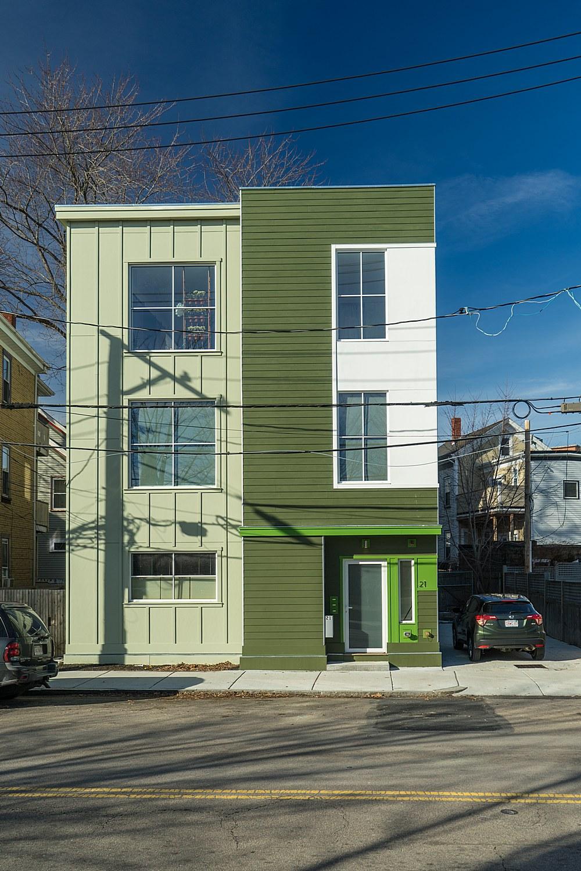 Modern rental apartments Boston