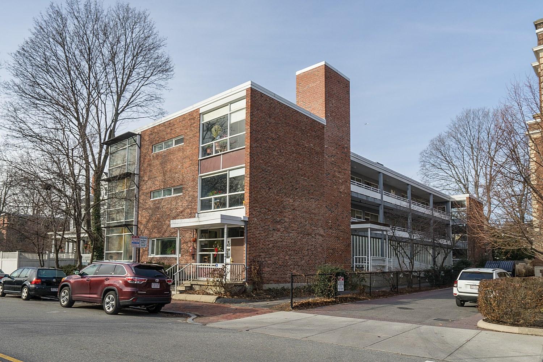 Multifamily housing Cambridge