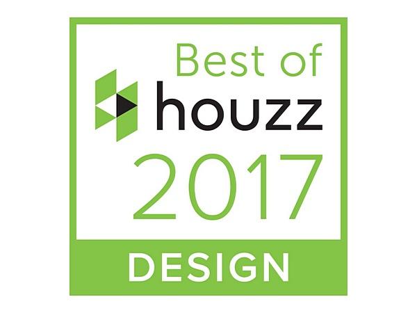 BEST OF HOUZZ 2017  Design Award