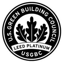 LEED Platinum Certified