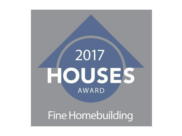 BEST ENERGY-SMART HOME 2017  Fine Homebuilding Magazine