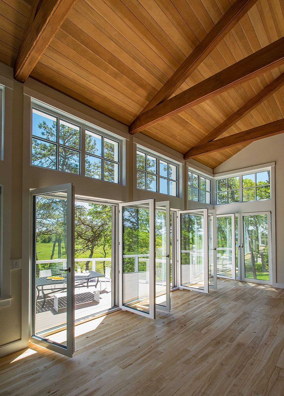 Cape Cod green home