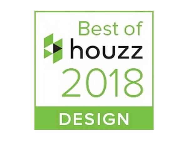 BEST OF HOUZZ 2018  Design Award