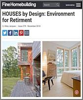 Fine Homebuilding   Retirement Environment
