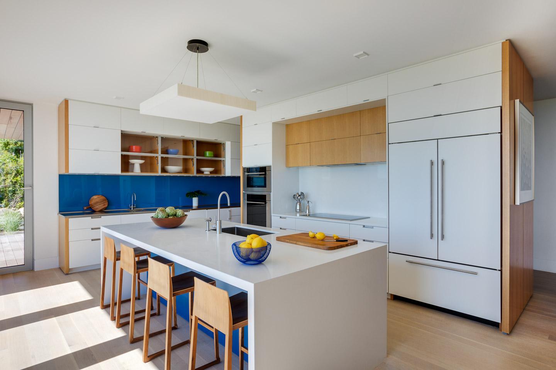 Green Home Kitchen