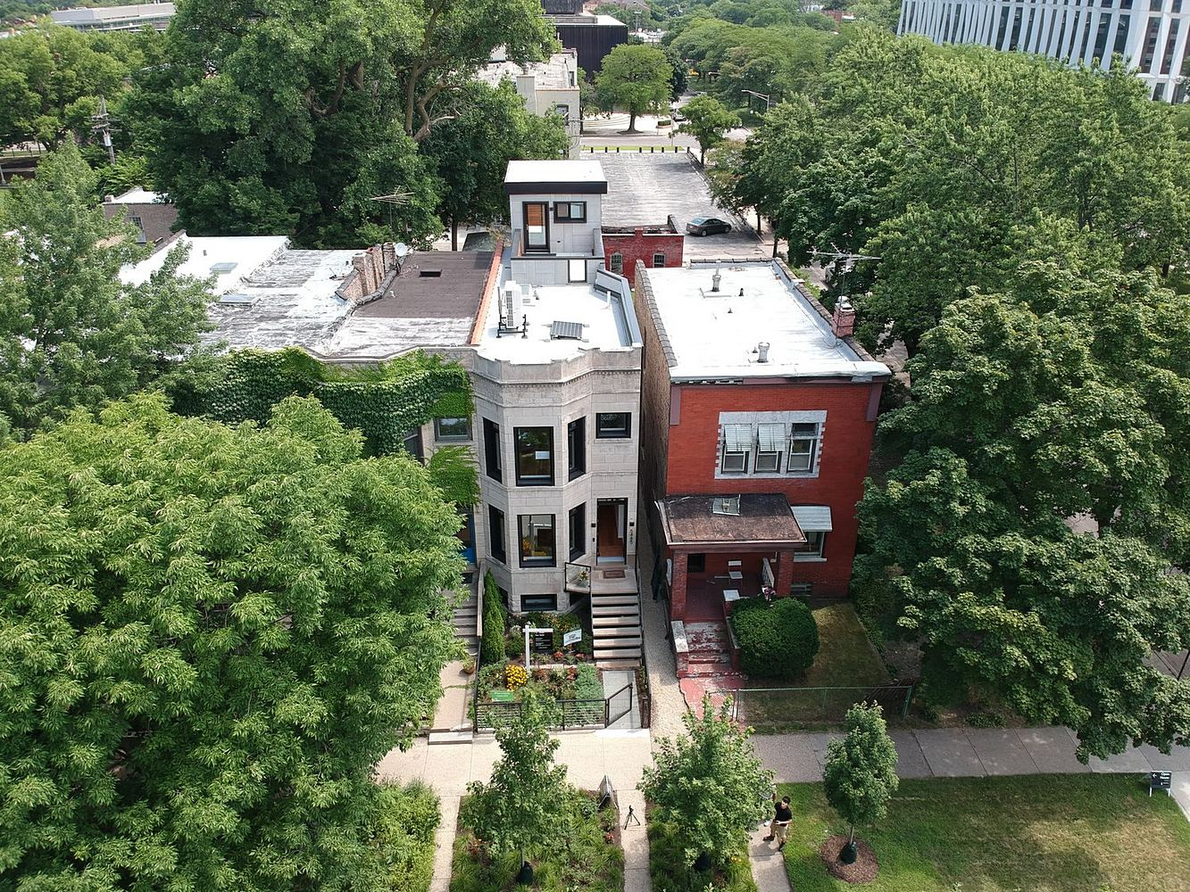 First PHI Certified Passive House in Chicago