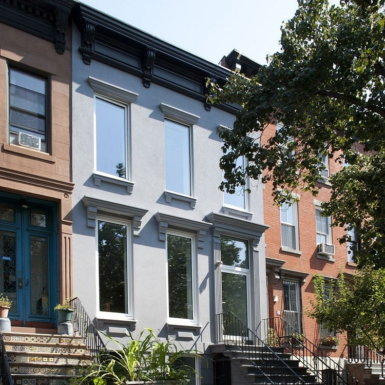 First Certified Passive House in NYC