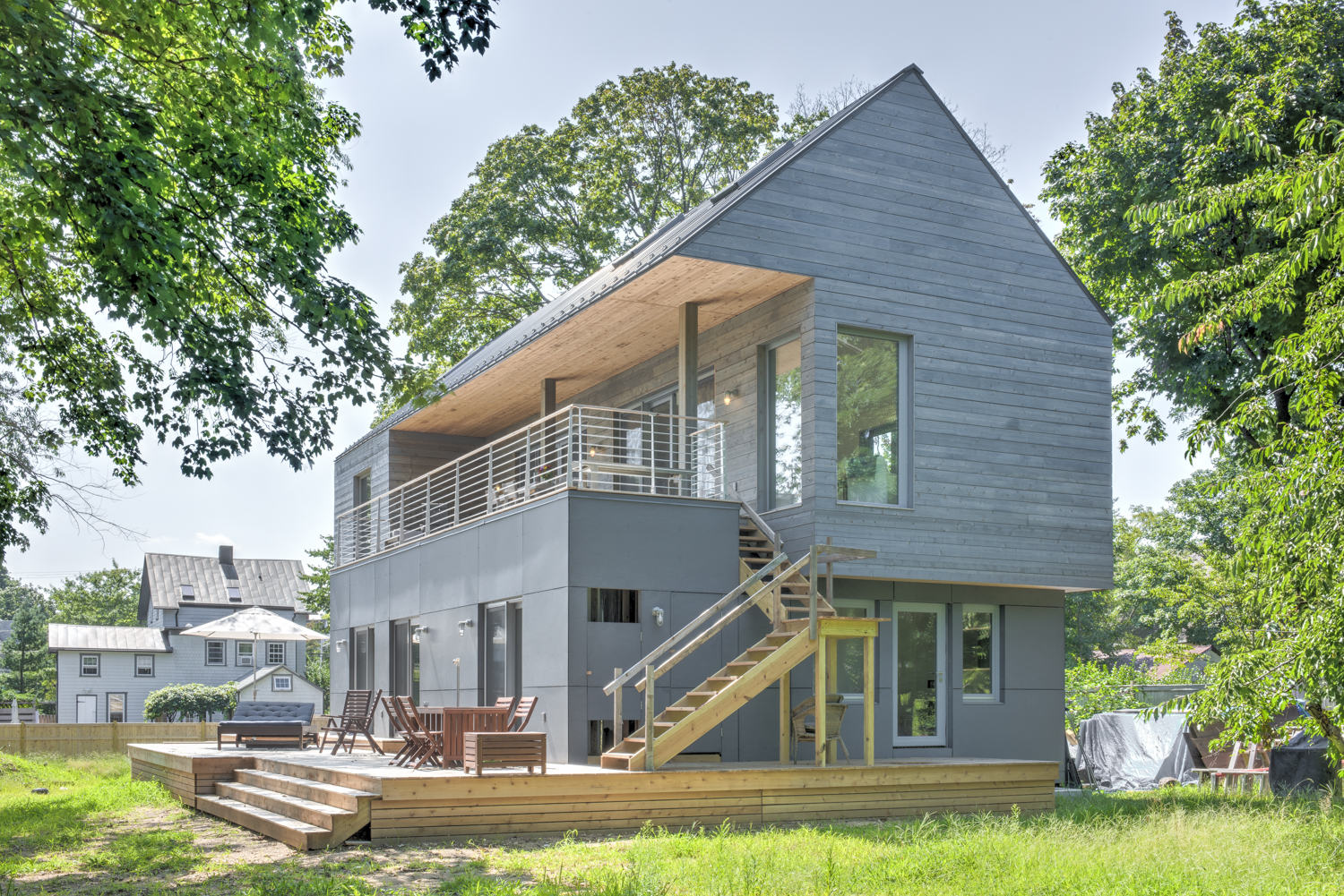 Greenport Passive House