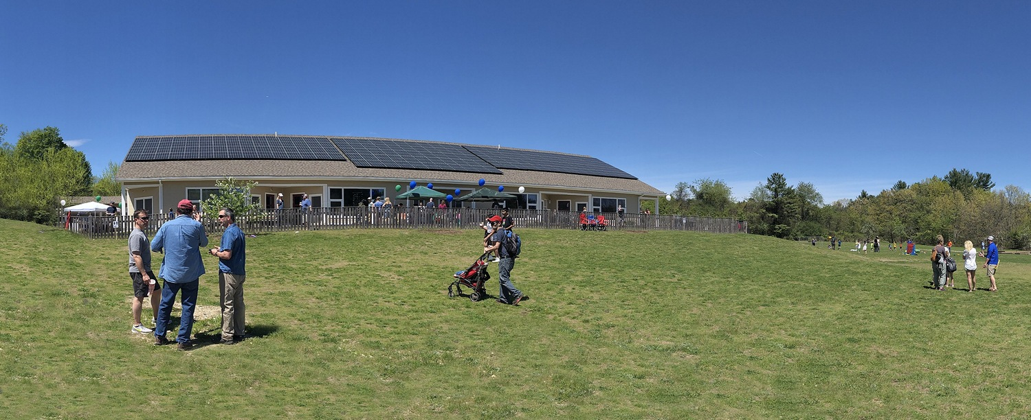 First Certified Passive House Elementary School in the U.S.