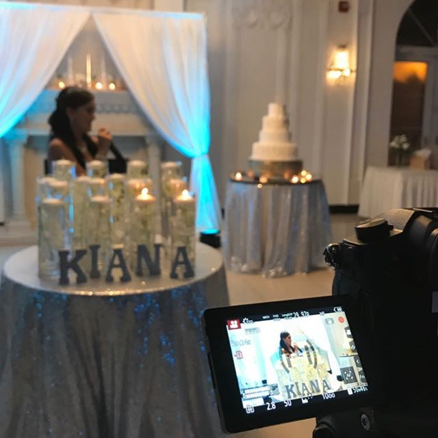 Sweet 16 parties are always a blast to film.  This one was especially fun, Kiana and her friends kept the energy way up and we were able to capture it all on video! • • • #sweet16 #sweetsixteen #sweet16ideas #sweet16party #sweet16videography #eventvideo #eventvideography #eventvideographer #longislandvideo #longislandvideoproduction #longislandvideopro #nyvideopro #nycvideopro #nycvideopros #nyceventvideographer #nyceventvideo #villalombardis #villalombardi #cinematography #filmmaking #filmmaker #filmmakers #filmmakerslife #nycvideoproduction #longislandvideographer #longislandvideography #longislandvideocompany #longisland #eventvideo #videoeditor