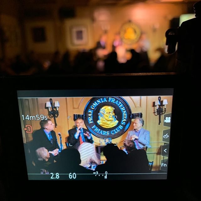 Filmed this super special event honoring actor Larry Storch and moderated by Dick Cavett. • • • #larrystorch #dickcavett #friarsclub #friarsclubnyc #ny #nyc #newyork #newyorkcity #nyvideo #nyvideoproduction #nyvideoproducer #nyvideography #nyvideographer #nyvideographers #videographernyc #nyvideopro #videoproductionnyc #videopros #filmmaking #filmmaker #filmmakers #tv #tvstars #ftroop #follow #instagood #wednesdayvibes #eventvideo #eventvideography #eventvideographer