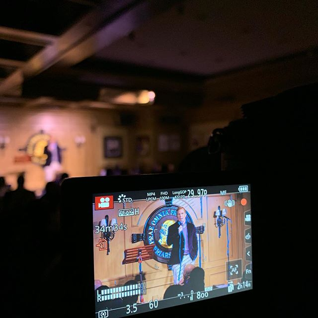 Had a great time filming the induction ceremony last night at @friars_club.  Even got to see some great comedy, @tomcottercomic, had a great set! • • • #filmmaking #filmmaker #filmmakers #filmmakersworld #filmmakerslife #filmcommunity #nyc #nycvideographer #nycvideography #nycvideographers #videographer #videography #nyfilmpro #nyvideopro #nyvideopros #videopro #standup #film #fun #follow #videoproduction #videoproducer #nyvideoproduction #nycvideoproduction #cinematography #cinematography #cinematics #contentcreator #cameras #friarsclub #comedian