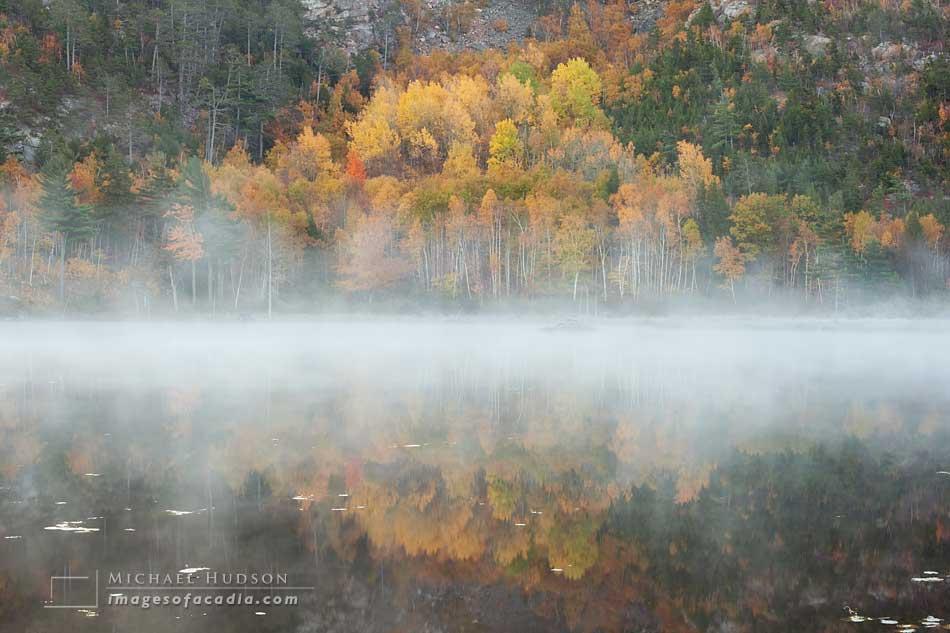 Still Morning, Beaver Dam Pond