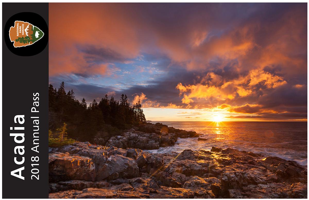Acadia National Park 2018 Annual Pass