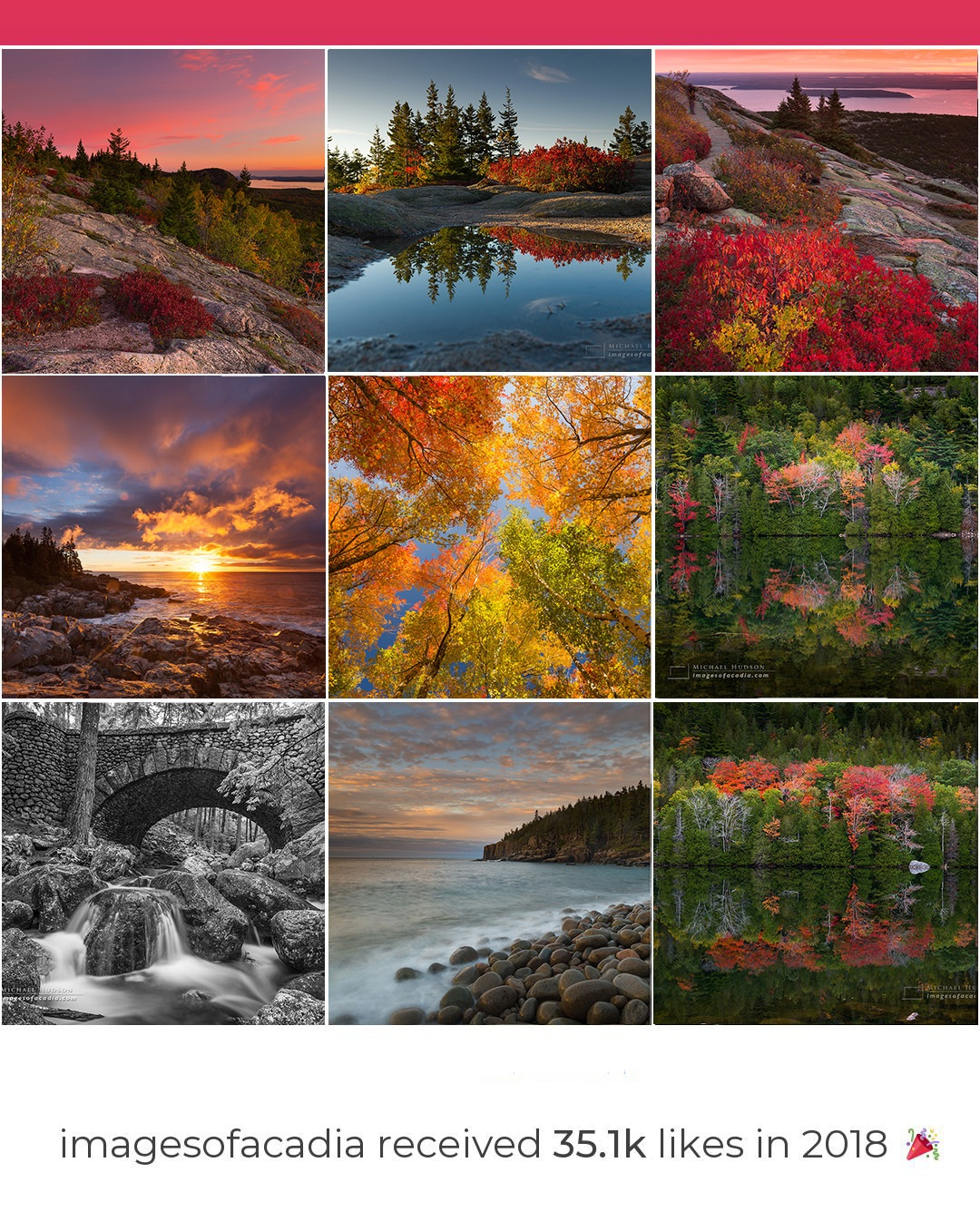 My top nine Instagram images of 2018.