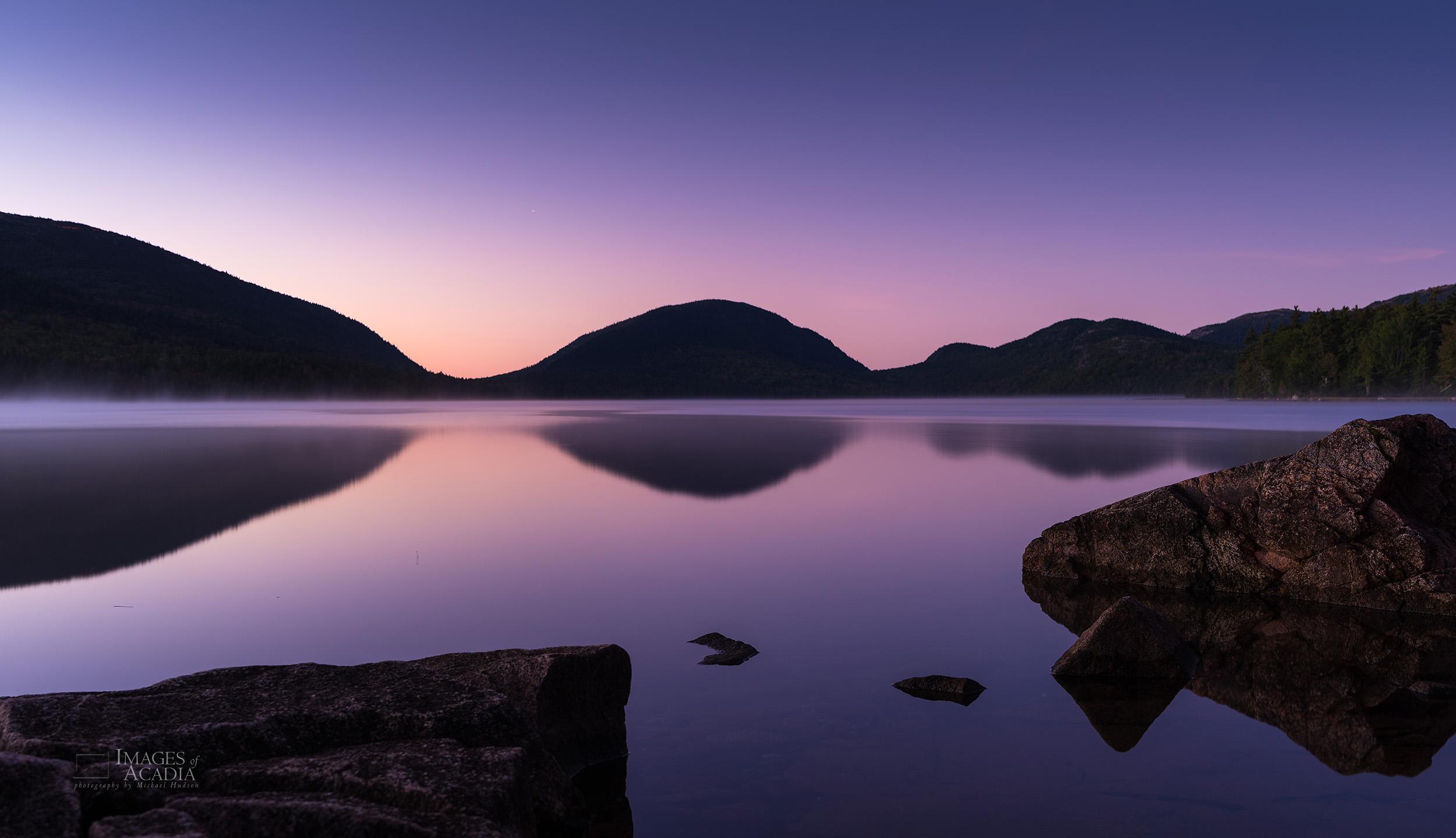 Dawn at Eagle Lake