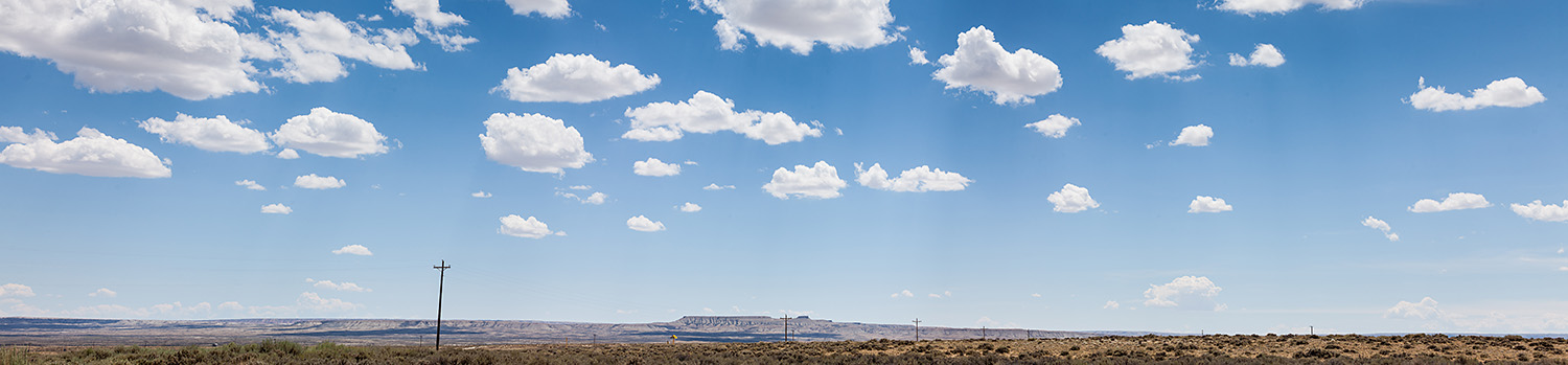 Clouds, Sweetwater County, Wyoming