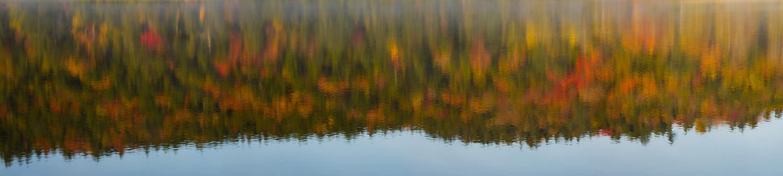 Still morning at Echo Lake, Acadia National Park, Maine, USA