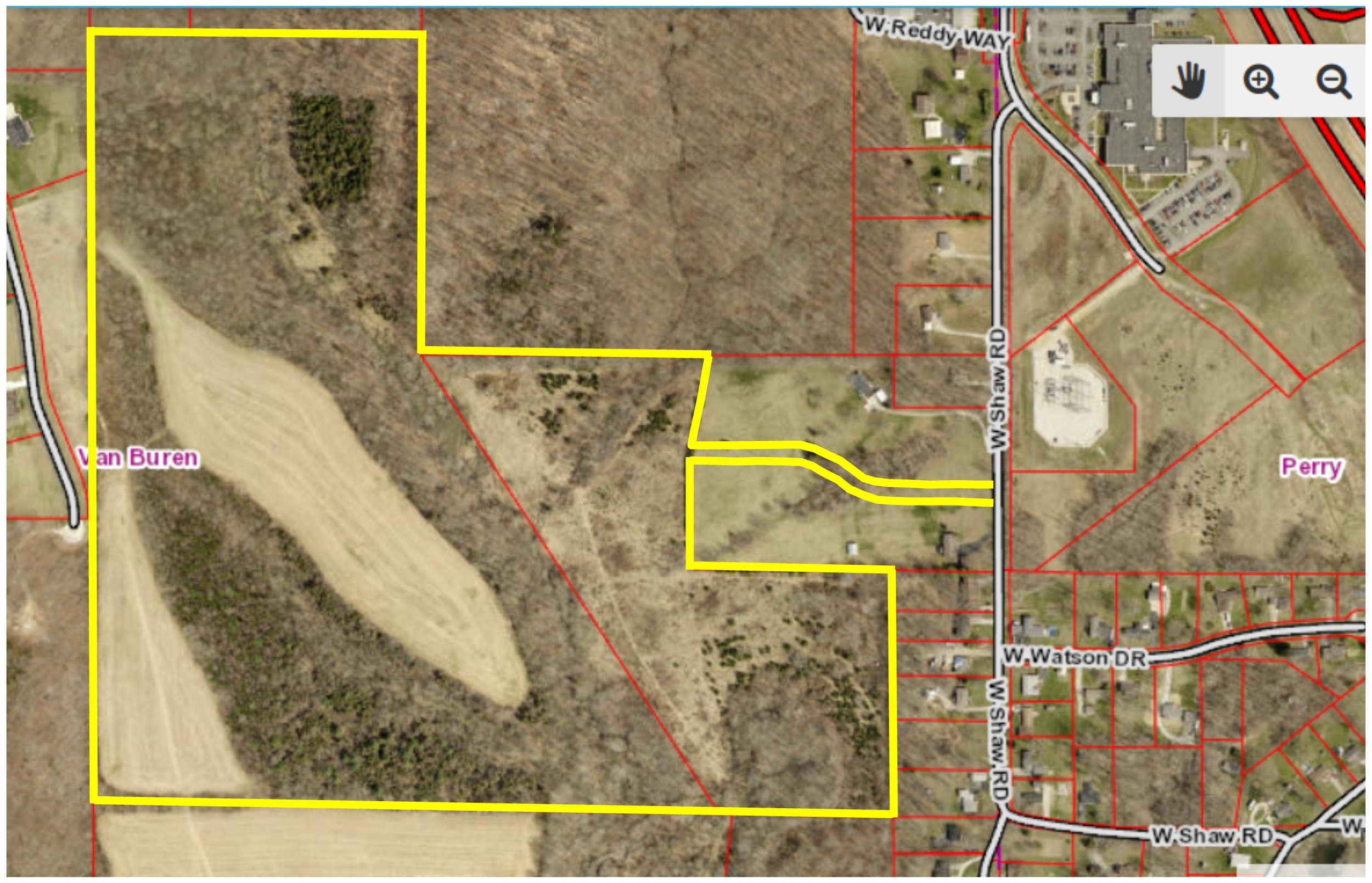 83 Acres on Shaw Road