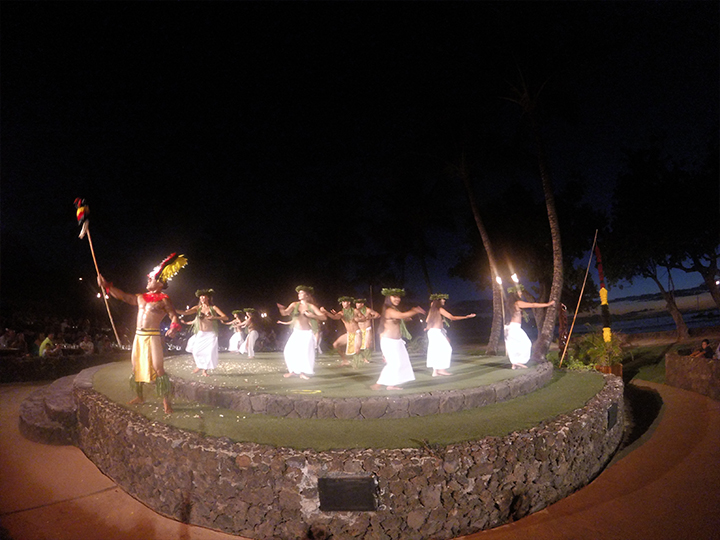 It's a magical way to finish your vacations. You get to learn Polynesians' culture through dances, food and drinks. Check our Old Lahaina Luau (This is not a paid ad)