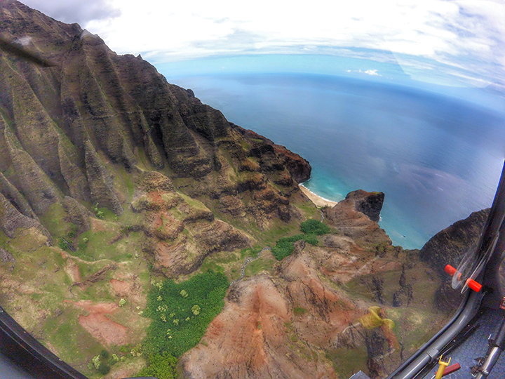If you have time drive around the canyon. We only had three days in the Island so we looked at it from above.