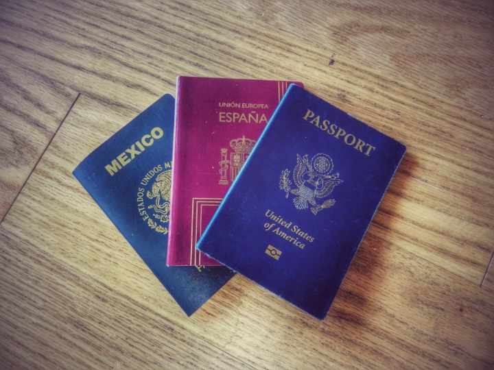 Triple check you have your passport before leaving your house.
