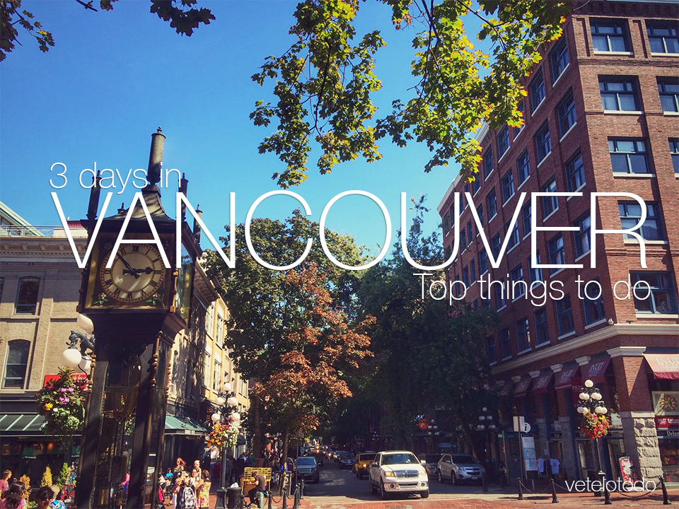 Why Vancouver? It's the Capital.