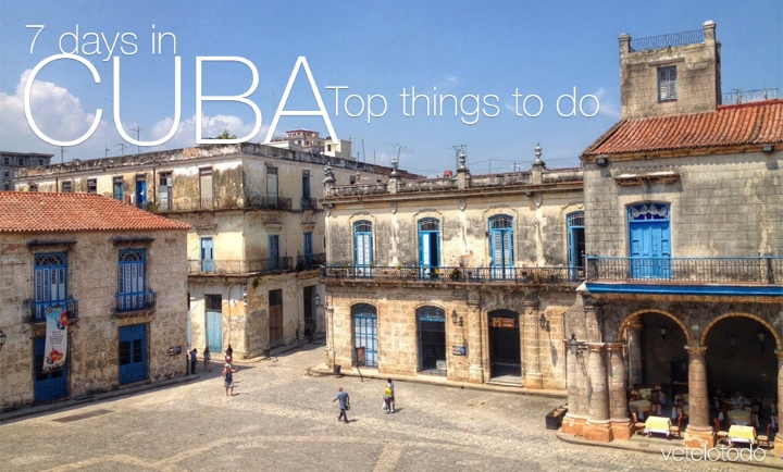 Why Cuba? See the remains of the love story between the Spanish guitar and the African drum.