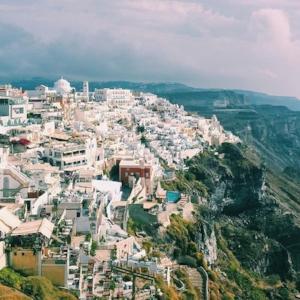 Why Santorini? It is so romantic