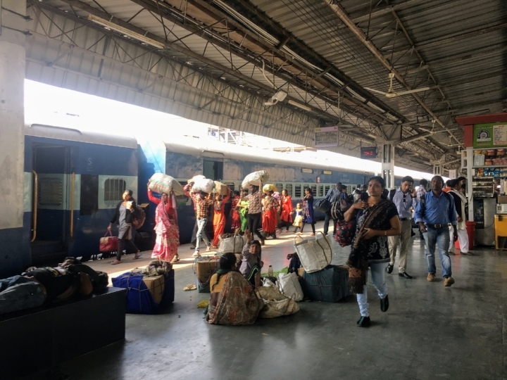 Taking trains became one of my favorite things to do while in India. There are different classes. I recommend you to take the sleepers class. Take the upper bed if you want to sleep during day time. Be open minded about trains and the people that rides with you.