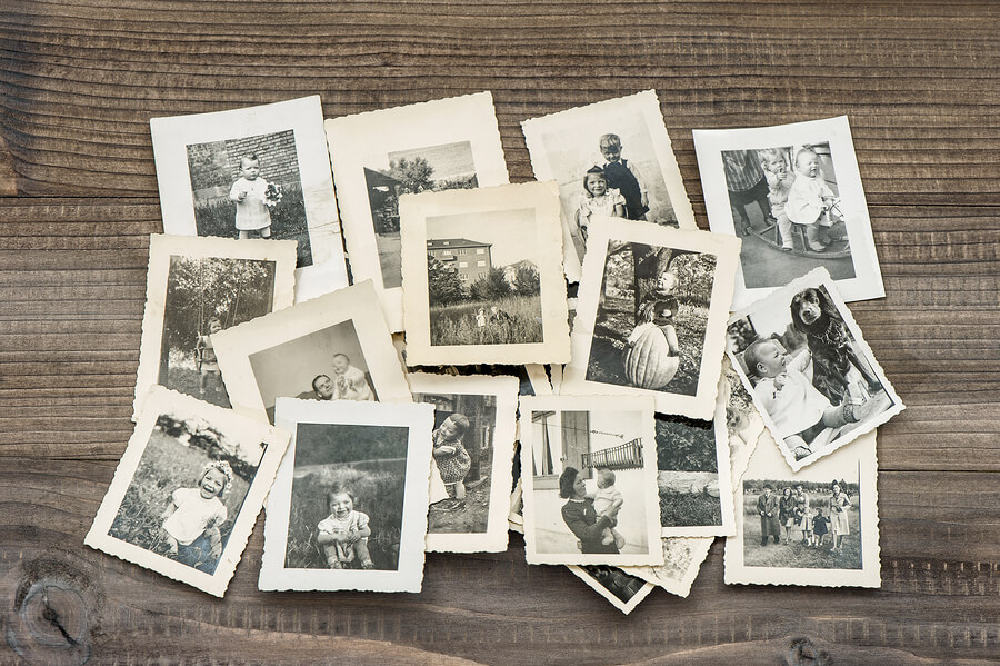 We never really own photographs. We just look after them for the next generation.