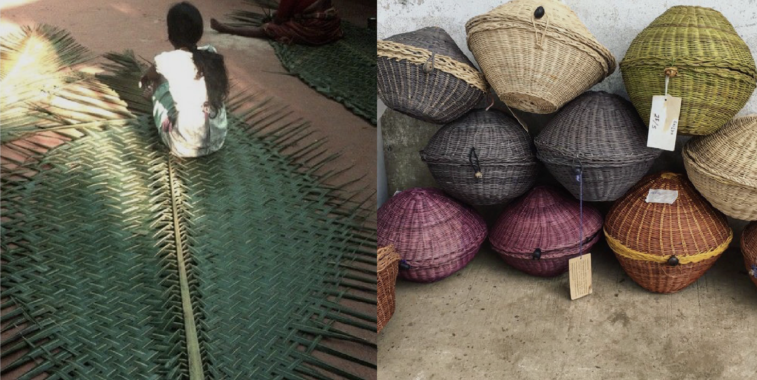"This consulting project was for Amazon conservation NGO ""ACCA"" to redesign & reposition traditional craftwork of a native tribe that was losing market relevance."