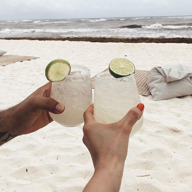 2 Margaritas por favor! #blessed
