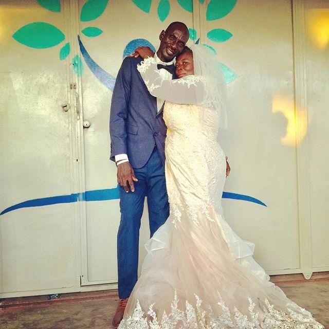 1st Wedding in the House of Prayer! Samson & Lomisia August 4th, 2018. Arise, Shine!