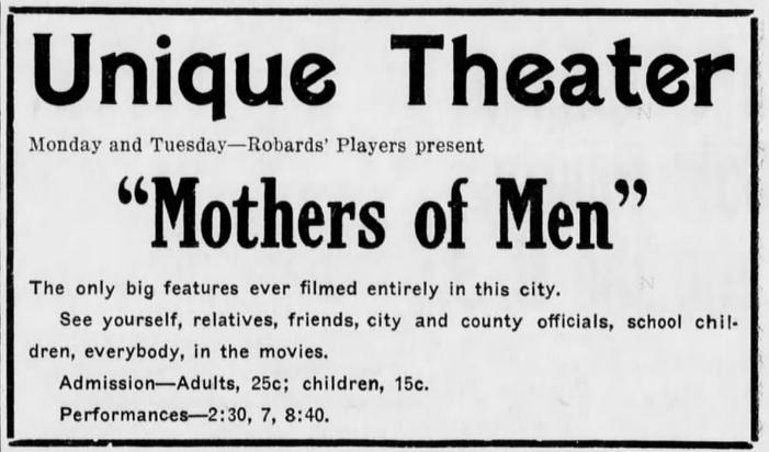 Santa Cruz Evening News 1917