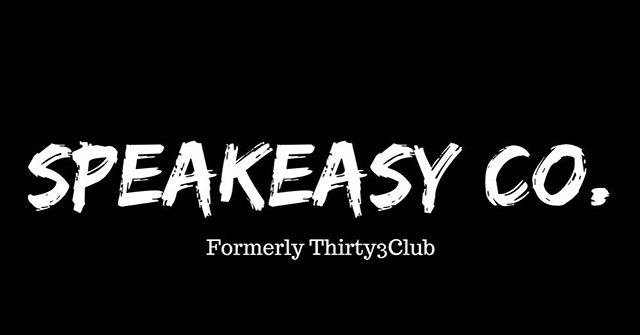 We're excited to announce our new name, Speakeasy Co.  But don't worry we'll still be bringing you awesome drink recipes ;) #speakeasytome #speakeasyco #craftcocktails #namechange