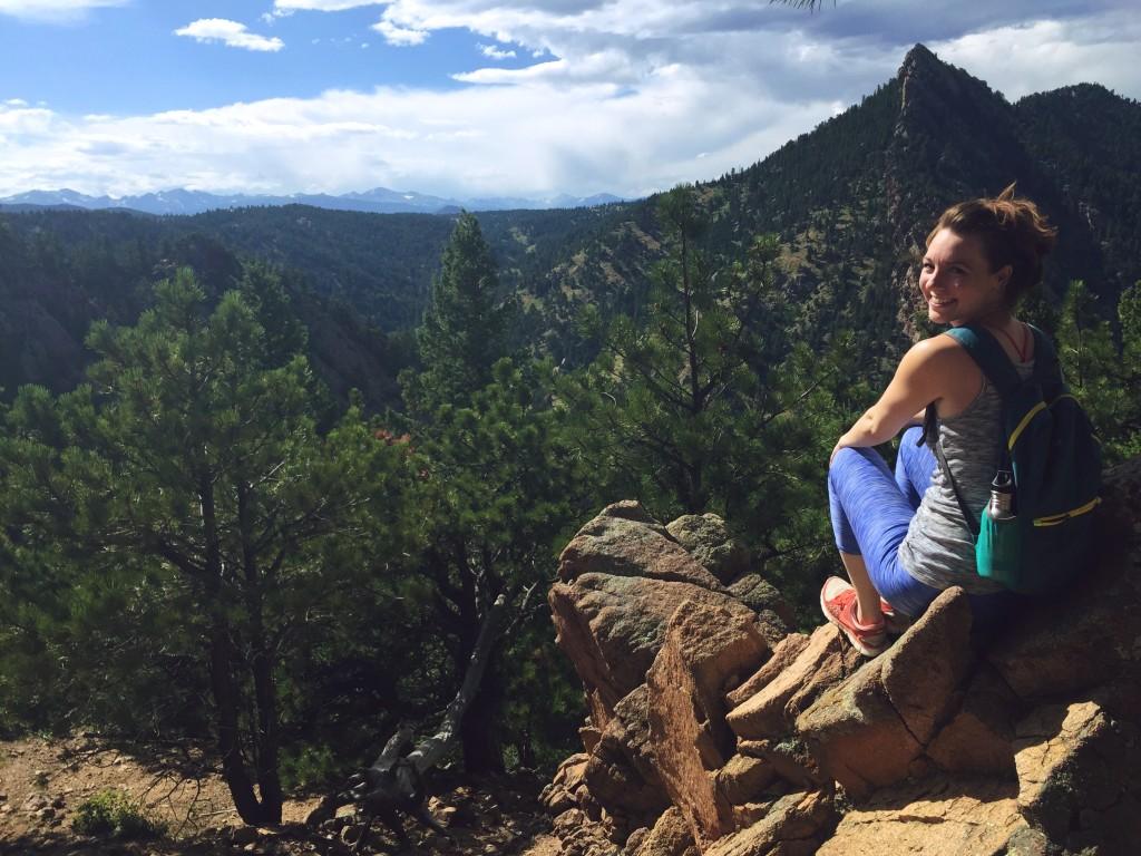 Bear Peak Trail