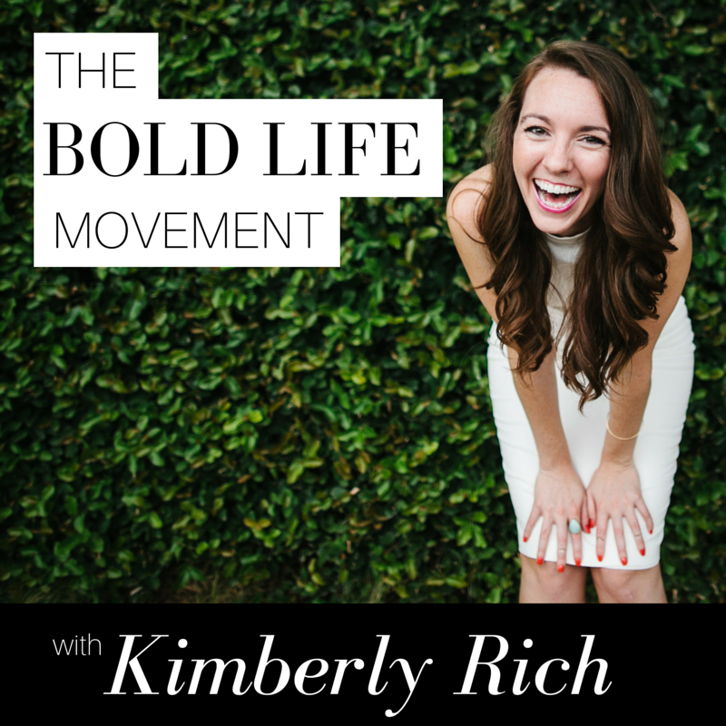 Kimberly Rich Podcast