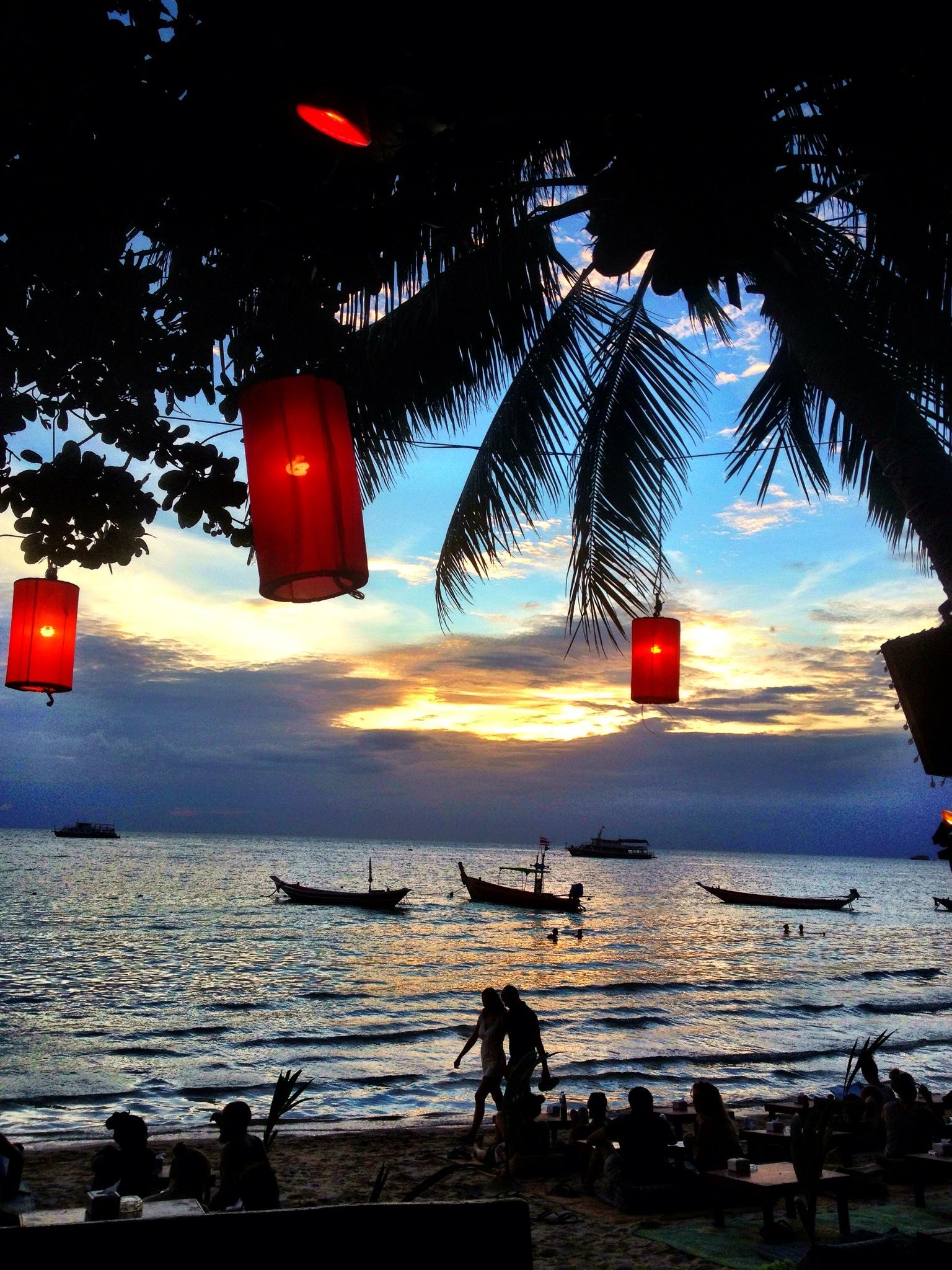 Koh Tao Sunset // 2013