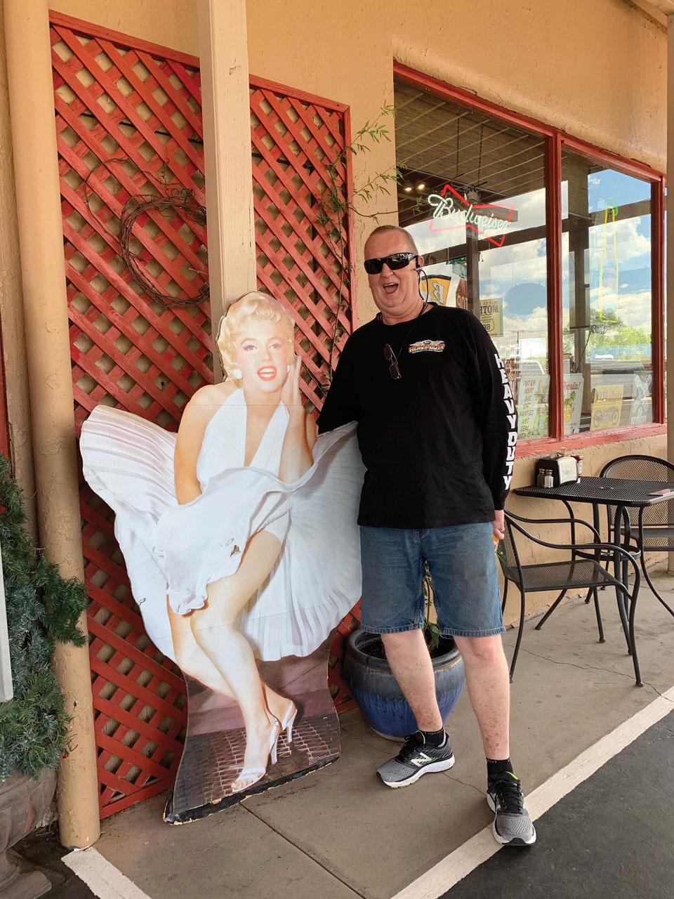 Marilyn & Daz