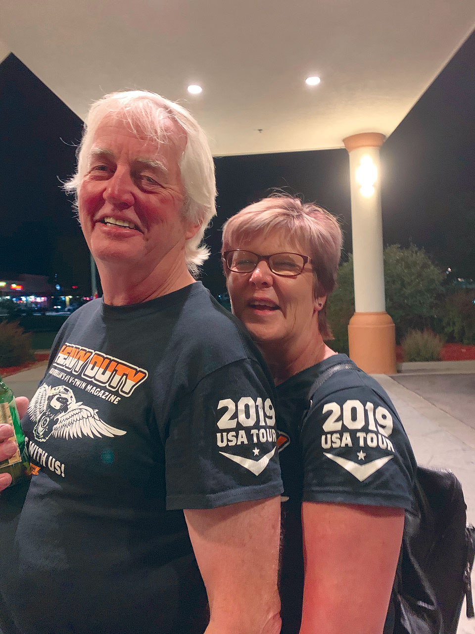 Darryl & Rhonda
