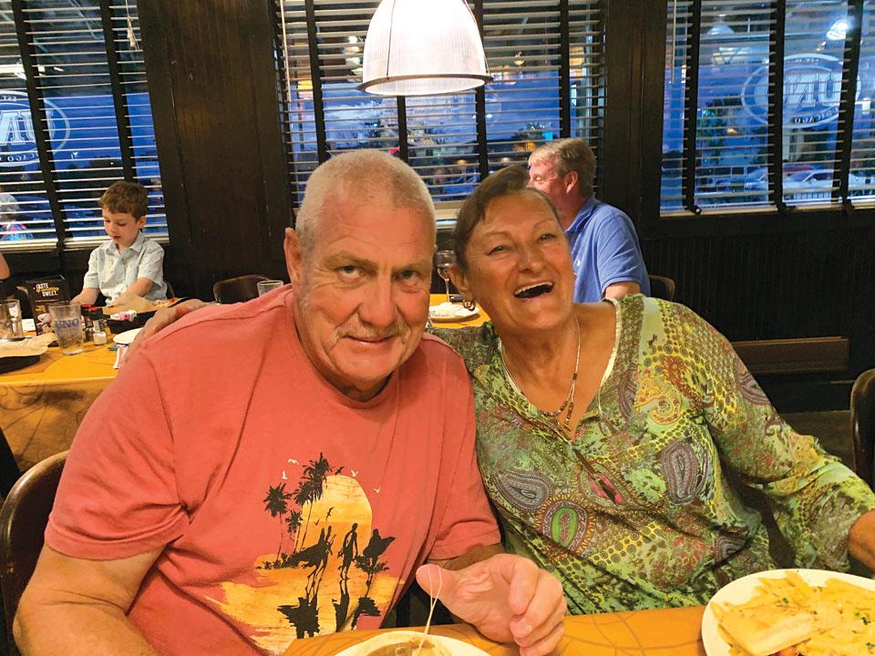 Paul & Tania