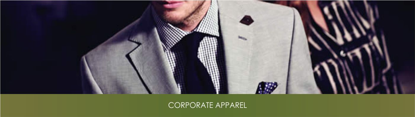 Agents for corporate wear wholesellers like Barron, Duchess and Corporate Uniforms