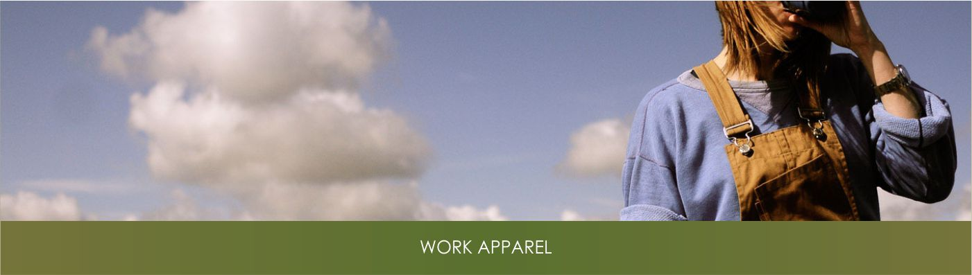 Agents for workwear wholesellers like Proactive, Duchess and Corporate Uniforms