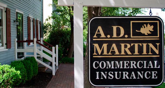 A.D. Martin Insurance