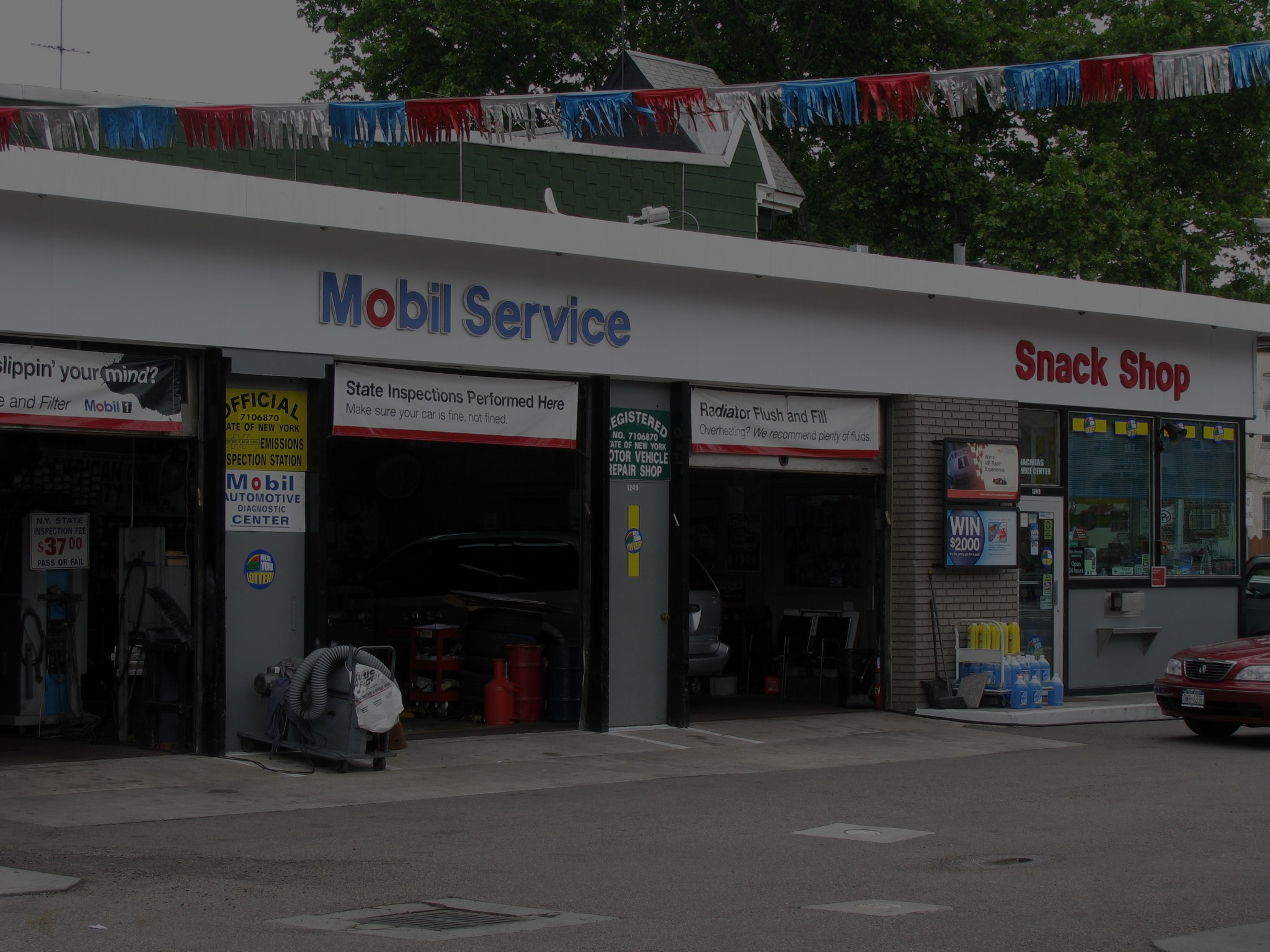 Garage Owners Policy
