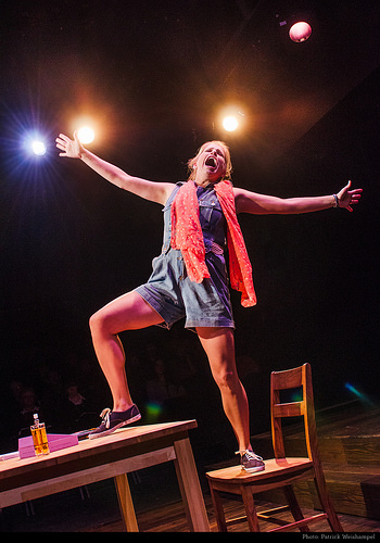 Cathy,  The Last Five Year s - Portland Center Stage